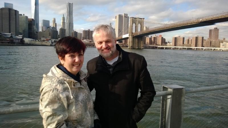 Mark and Helen Smith